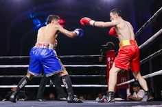 """Promoter Liu Gang/Max Power """"Mission presented a """"China vs. Japan"""" boxing event Wednesday night at the Yangtze River Delta Roadshow center in Boxing News, Thing 1 Thing 2, Shanghai, March, China, Japan, Japanese, Porcelain, Mac"""
