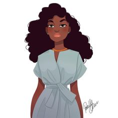 Character design inspiration, character design references, black girl a Black Girl Art, Black Women Art, Black Girl Magic, Art Girl, Black Girls, Female Character Design, Character Design Inspiration, Character Drawing, Natural Hair Art