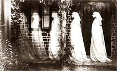 The Ghost Or Spirit Of St Bernadette And Her Incorrupt Body