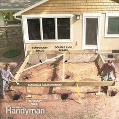 Dream Deck Plans