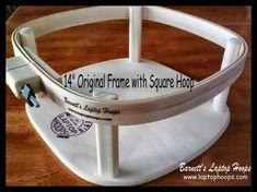 Barnett's Laptop Hoop Frames - Home Page