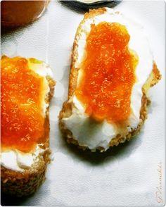 Μαρμελάδα Καρότο Μήλο Πορτοκάλι : Το Φουλ Της Βιταμίνης | una cucina Full House, Kitchen Hacks, Sweet Recipes, Food And Drink, Eggs, Breakfast, Desserts, Chutneys, Flora