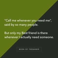 True Friendship Quotes, True Feelings Quotes, Reality Quotes, Teenager Quotes, Teen Quotes, Shyari Quotes, She Quotes Deep, Besties Quotes, Bffs