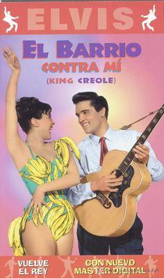El barrio contra mi (1958) EEUU. Dir: Michael Curtiz. Drama. Musical - DVD CINE 609