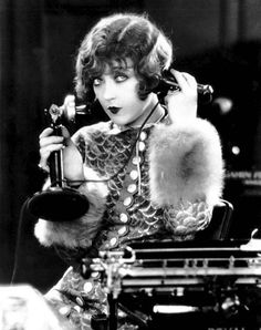 Marion Davies in Tillie the Toiler, 1927.