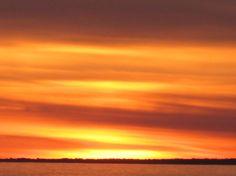 Kiawah Island, SC Sunset at the Ocean Course
