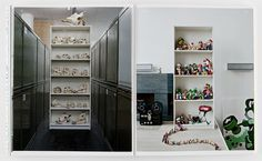 IKEA's anniversary book - 30 years of Billy -, which in keeping with IKEA's philosophy consists of a children's and an adult section. Photographs by Martin Grothmaak Bookcase, Shelves, 30 Years, Philosophy, Photographs, Anniversary, Design, Children, Home Decor