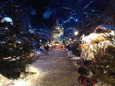 Marché de Noël de Bulle - GALERIE