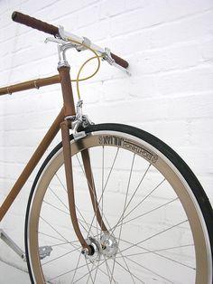 Eisenherz rost singlespeed 2 fixies bikes