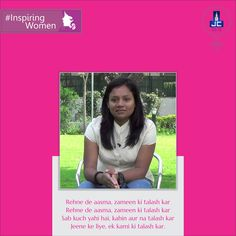 Despite of losing her leg in an accident she has managed to climb #Mt.Everest. A sports person Arunima Sinha and #InspringWomen of India. JAYCEE HOMES salutes you for your #dedication, #passion and #hard efforts to climb one of the tallest mountain in the world.