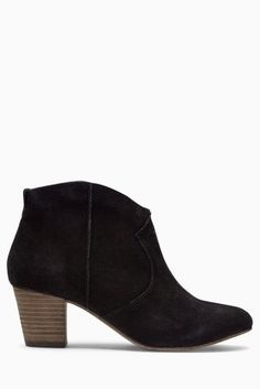 Buy Suede Heeled Western Boots from the Next UK online shop