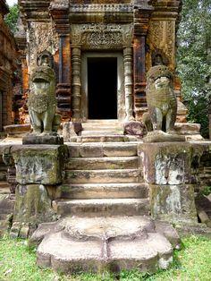 Preah Ko Temple, Cambodia