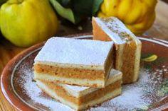 Desert placinta taraneasca cu gutui Cornbread, Gem, Cheese, Ethnic Recipes, Food, Millet Bread, Essen, Jewels, Meals