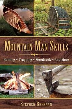Readers can replicate outdoor living by trying a hand at making rafts and canoes, constructing tools, and living off the land.