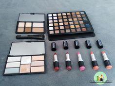 El estante de Rhiri: Swatcheando a Proartist Freedom Makeup | Sorteo Dr...