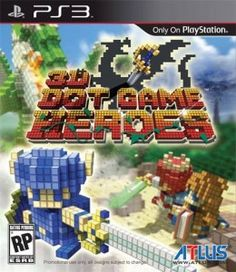Video Game Review - 3D Dot Game Heroes (PS3)