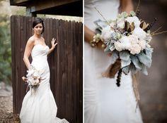 cotton bouquet   Winter cotton wedding   Nozze di cotone http://theproposalwedding.blogspot.it/ #cotton #wedding #winter #matrimonio #cotone #inverno