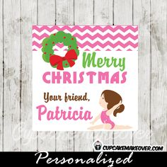 9eb19b7c9cc71 39 Best Printable Christmas Gift Tags Personalized images in 2016 ...