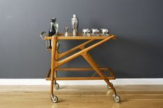 midcentury modern finds MCMF bar table