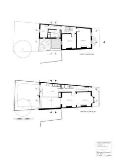 Shepherd's Bush Extension & Loft Conversion,Floor Plan