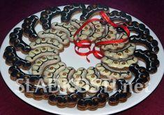 Kapučínové hřebínky polévané