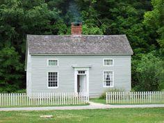 Panoramio - Photo of Hale Farm - The Saltbox House
