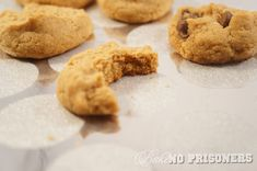 Flourless, Sugarless, Gluten Free Peanut Butter Cookies | Bake No Prisoners  ... Uses honey