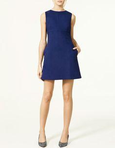 Zara's Blue Dress