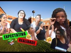 ESCOLA | Expectativa X Realidade | Gabriele Gomes