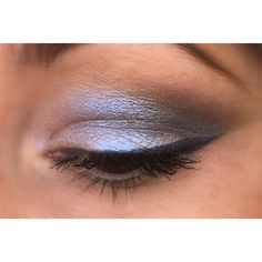 Northern Lights Eyeshadow Duo Get This Fun Look Natural Eyeshadow... ($12) ❤ liked on Polyvore featuring beauty products, makeup, eye makeup, bath & beauty, grey, eyeshadow brushes, eye shadow brush, spray makeup, mineral makeup and mineral cosmetics
