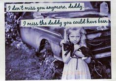 truth. they don't miss you anymore. they miss who you should've would've could've been.