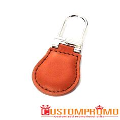 Schlüsselanhänger Leder mit Ihrem Firmen Logo 14040417