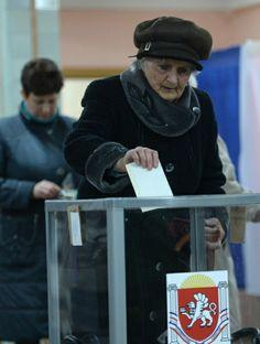 Il referendum in Crimea - Notizie - Foto - La Voce della Russia