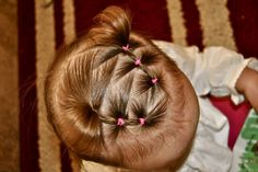 Cute little girl hair-do's from Simply Sadie Jane Baby Girl Hairstyles, Braided Hairstyles, Toddler Hairstyles, Simple Hairstyles, Teenage Hairstyles, Hairstyles 2016, Modern Hairstyles, Cute Hairstyles For Toddlers, Beautiful Hairstyles