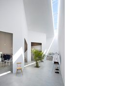Shop in Shizuoka designed by Suppose Design Office Shizuoka, Suppose Design Office, Light Study, Light Well, Village Houses, Small Office, Condominium, Indoor Garden, Interior Architecture