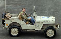 Jeep Willys 1942 revive a Segunda Guerra - antigos - carro-do-leitor - Jornal do Carro