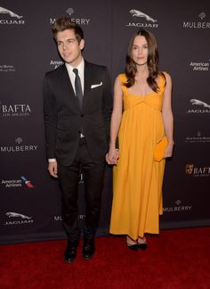 Pin for Later: Tee-Party?! Klingt öde, ist es aber nicht James Righton und Keira Knightley