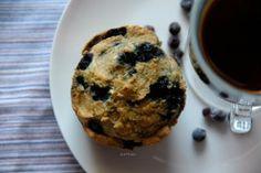 paleo blueberry muffin paleo muffin jagodowy