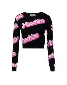 Long Sleeve Sweater Women - Moschino Online Store  sold out :(