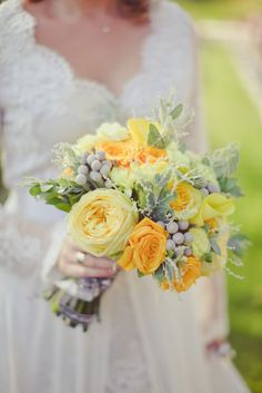5 Best Trends In Bridal Bouquets For 2016