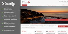 Deals Steamify - Responsive Wordpress Themein each seller & make purchase online for cheap. Choose the best price and best promotion as you thing Secure Checkout you can trust Buy best