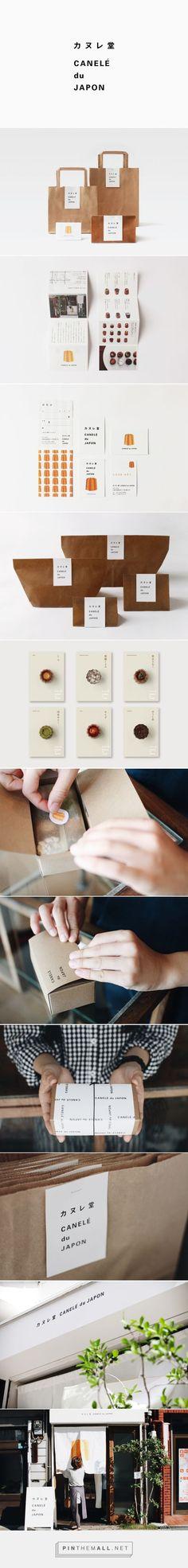 CANELÉ du JAPON – 大阪のブランディングデザイン事務所 8otto - created via https://pinthemall.net: