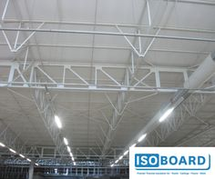 IsoBoard is a rigid board bulk thermal insulator, available in various thicknesses and lengths to meet most requirements.