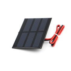 Electrical Equipments & Supplies Mini 5.5v 100ma 0.55w Solar Panel Polycrystalline Solar Cells Supply Power Panel Module Diy Battery For Cell Phone Toy Chargers