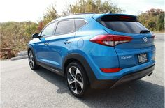 The 2016 Hyundai Tucson's refined ride, spacious cabin and long list of standard and optional features are matched by few riv