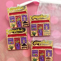 #pinstreetshop psychic shop pins are available here and on the @pinstreetshop website along with many other awesome pin street pins! - - - #enamelpins #pins #flair #pingame #pingamestrong #pintrade #enameljewelry #graphicart #adobesketch #adobe #adobeillustrator #illustration #pinstagram #pindesigner #lapelpin #lapelpins #artist #art #smallbusiness #lapelpin #lapelflair #flair #jewelry #jewelrydesign #pindesign #enamel #pinforsale