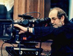 "Stanley Kubrick en el rodaje de ""Eyes Wide Shut"", 1999"