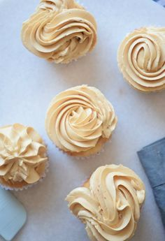 Salted Caramel Frosting Recipe. This Salted Caramel Frosting is really creamy…