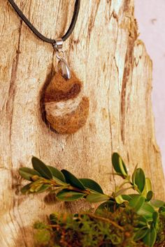 Items similar to Camel, Bison, Alpaca and sheep wool handmade natural brown pendant on Etsy Wool Needle Felting, Needle Felted Animals, Felt Animals, Brown Pendants, Animal Fibres, Felt Birds, Natural Brown, Sheep Wool, Fiber Art