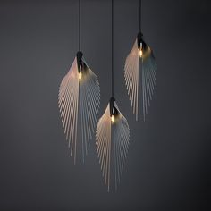 A' Design Awards & Competition – The Winners This modern pe. - A' Design Awards & Competition – The Winners This modern pendant light's sha - Interior Lighting, Home Lighting, Pendant Lighting, Pendant Lamps, Modern Lighting Design, Led Pendant Lights, Deco Luminaire, Luminaire Design, Deco Led